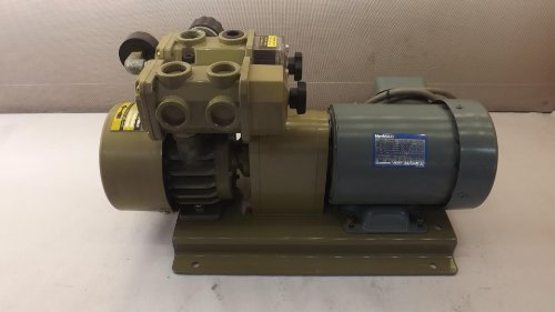 Orion, Matsushita Electric Krx3, 520050. Em-Fbh Dry-Pump W/ 3 Phase Induction Motor T28549