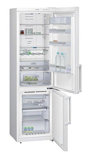 Siemens KG39NXW32 réfrigérateur-congélateur - réfrigérateurs-congélateurs (Autonome, Bas-placé, A++, Blanc, SN, T, Droite)