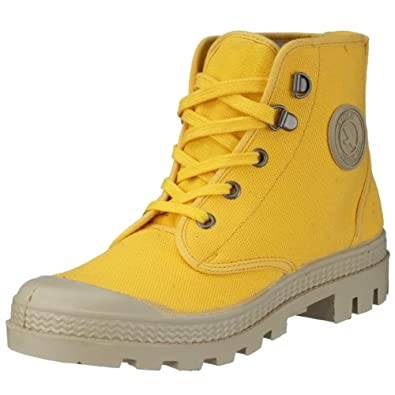 Aigle Soldano W P0363, Damen Klassische Halbschuhe, gelb, (yellow), EU 35