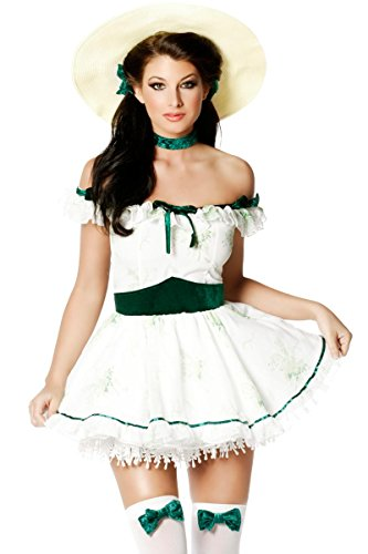 3Wishes Women's Southern Belle Costume Southern Girl Costumes