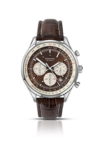 sekonda-mens-quartz-watch-with-brown-dial-chronograph-display-and-brown-leather-strap-340727