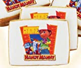 Handy Manny and Friends Cookies