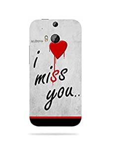 alDivo Premium Quality Printed Mobile Back Cover For HTC ONE M8 / HTC ONE M8 Back Case Cover (MKD316)