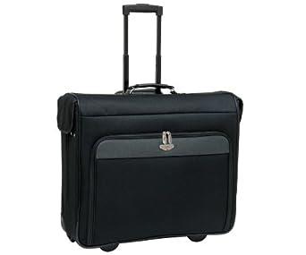 """44"""" Wheeled Garment Bag in Black"""