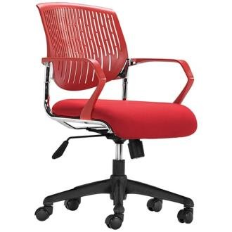 Desk Chairs Zuo Synergy Red Office Chair
