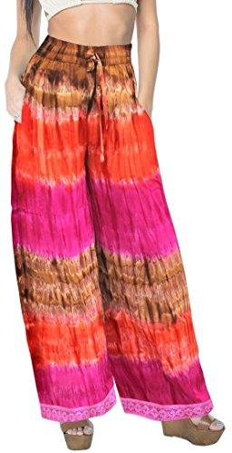 beachwear-elastic-waist-baggy-trouser-ankle-length-comfy-airy-lounge-wear-tiedye-palazzo-pants