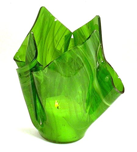vase-candle-moss-green-wispy-draped-refillable-glass-vase-with-free-spring-rain-scented-soy-paraffin