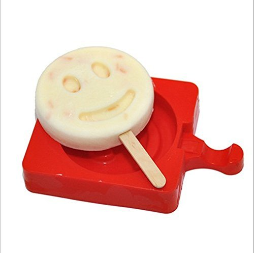 seaped-silicone-face-ice-pop-molds-popsicle-molds-with-20-pcs-wooden-treat-sticksredred