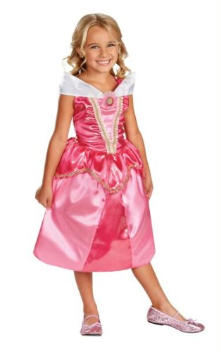 Costumes for all Occasions DG59180K Aurora Sparkle Child Classic 7