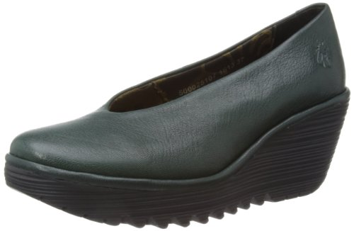 Fly London Womens Yaz Court Shoes