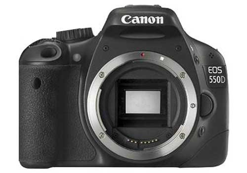 Canon EOS 550D Digital SLR Camera (Body Only)