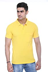 Polo T-shirt for Men by Warm Up.