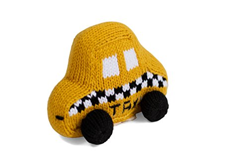Estella Baby Rattle Toy, Taxi