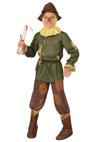 The Wizard Of Oz Scarecrow Costume Child Large