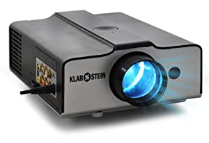 Videoprojecteur LED compact Klarstein HDMI HD ready