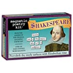 Shakespeare Magnetic Poetry Word Magnets