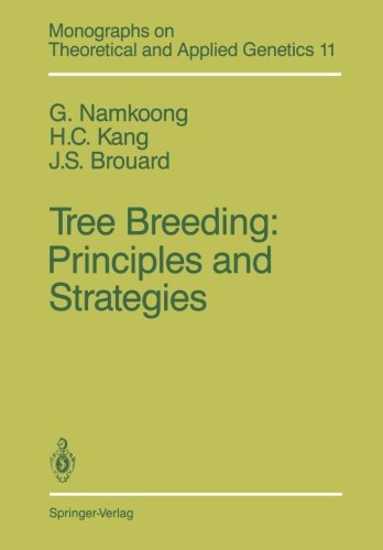 Tree Breeding: Principles and Strategies (Monographs on Theoretical and Applied Genetics)