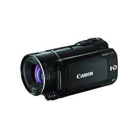 Canon VIXIA HF S20 Dual Flash Memory Camcorder - 2010 MODEL