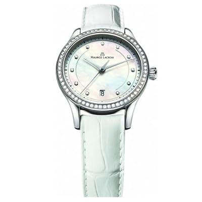 Maurice Lacroix Les Classiques Diamonds Quartz Stainless Steel LC1026SD501170