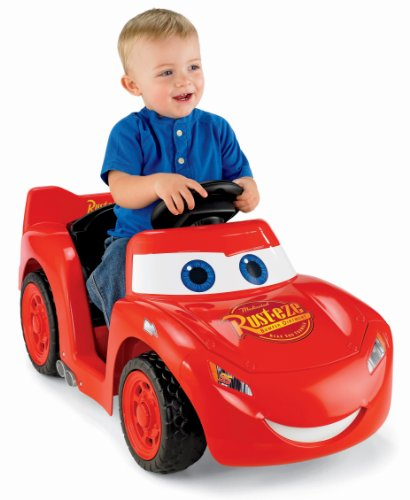 Power Wheels Disney/Pixar Cars Lil' Lightning McQueen