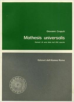 Mathesis Universalis - Wikipedia, la enciclopedia libre