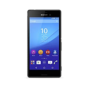 Sony Xperia M4 Aqua UK SIM-Free Smartphone - Black