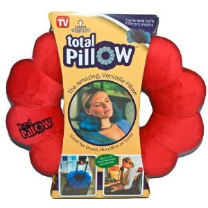 New Innovations Total Pillow Red