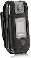 Body Glove Samsung M370 Glove Fitted Case with Belt Clip (Black)
