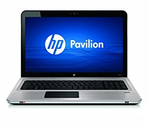 HP Pavilion dv7-4280us 17.3-Inch Notebook (2.6 GHz Intel Core i5-480M Processor, 6GB DDR3, 750GB HDD, Windows 7 Home Premium) Silver