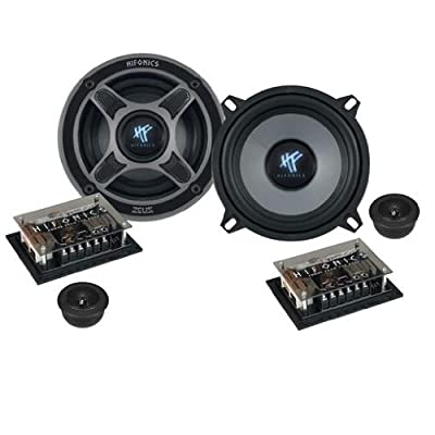Hifonics Zeus Zsi 52c 400W Auto HiFi Lautsprecher-Paar Komplettset von Hifonics auf Reifen Onlineshop