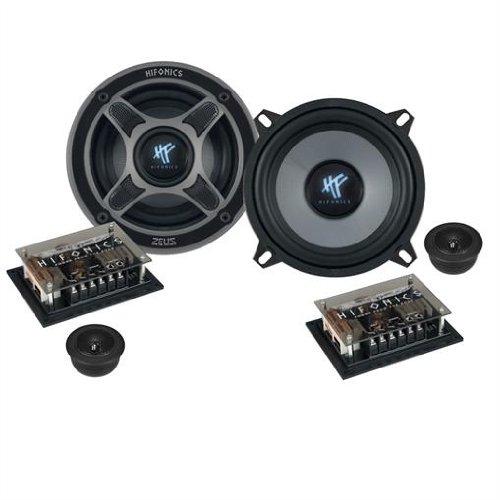 Hifonics Zeus Zsi 52c 400W Auto HiFi Lautsprecher-Paar