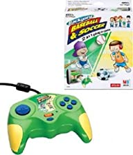 Backyard Baseball & Soccer 2 in 1 Plu…