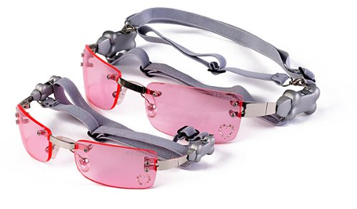 Sunglasses for Dogs - Pink, Small