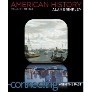 Title: AMERICAN HISTORY W/CONNECT PLU