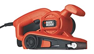 Black & Decker BR318 3-by-18-Inch Low Profile Belt Sander