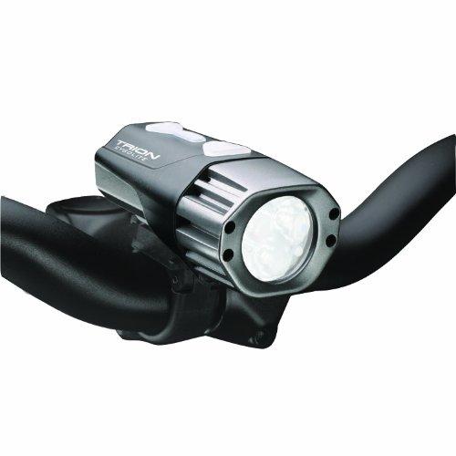 CygoLite Trion 600: Triple LED Bike Light with Internal Li-Ion Battery