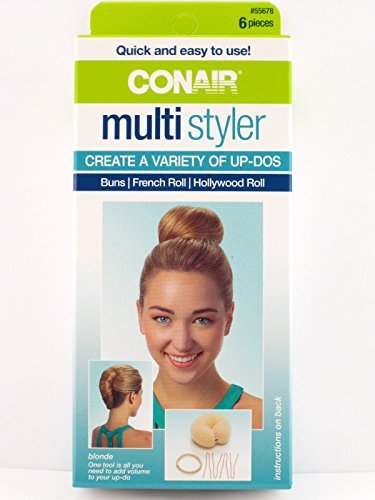 Conair Mutli Styler - Blonde (Conair Hair Roll compare prices)