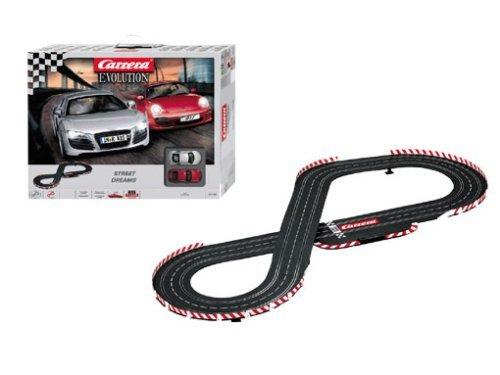Carrera Evolution 1/32nd Slot Car Set - Street Dreams by Carrea