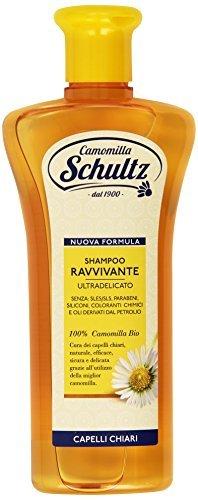 Shampoo Revitalizing Chamomile 250 ml by Schultz