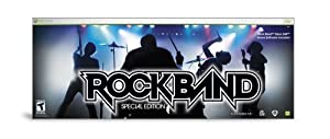 Buy Amazon.com: Xbox 360 Rock Band Special Edition: Video Games