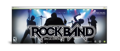 MTV Games-Xbox 360 Rock Band Special Edition