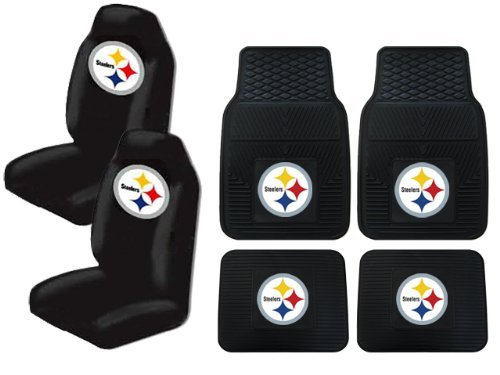 steelers seat cover pittsburgh steelers seat cover steelers seat covers. Black Bedroom Furniture Sets. Home Design Ideas
