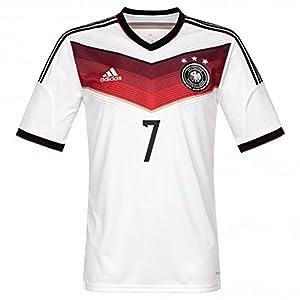 adidas DFB Trikot Home Schweinsteiger WM 2014 Kinder 140