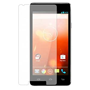 Generic curve Tempered Glass for Micomax Q340 (Buy 1 Get 1 Free)
