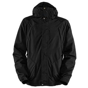 Buy Bonfire Radiant Ski Snowboard Jacket Black Sz L by Bonfire