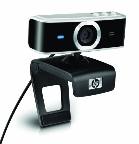 HP KQ245AA Premium Autofocus Webcam