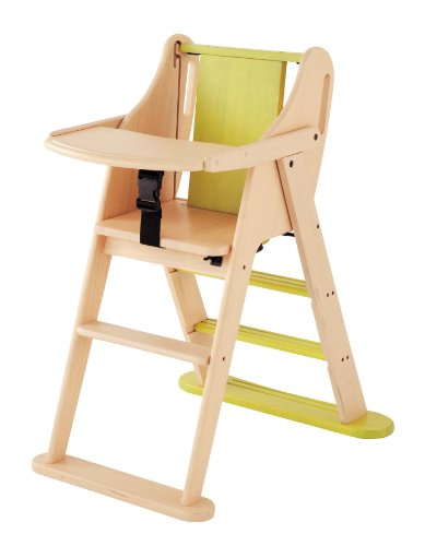In self's! climbed! High Chair Green