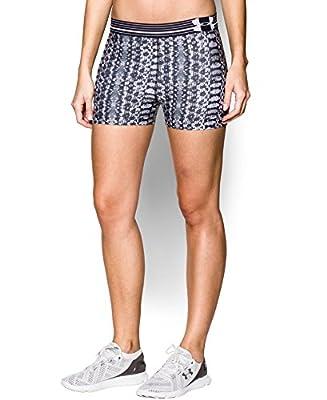 Under Armour Women's Heatgear Printed Shorts
