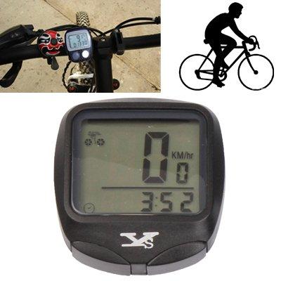 Lcd Électronique Bicyclette Ordinateur / Tachymètre (1 X Lr44)