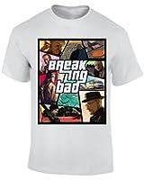 Breaking Bad Gta T-Shirt Homme